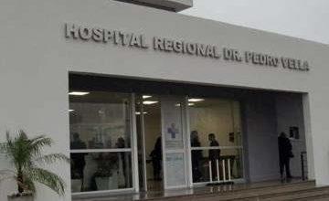 Photo of HABLAMOS CON EL VICE DIRECTOR DEL HOSPITAL DE CORRAL DE BUSTOS