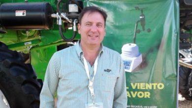 "Photo of Eduardo Borri: ""se reabren las fábricas de maquinaria agrícola"""