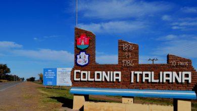 Photo of COLONIA ITALIANA CON EL PRIMER CASO DE COVID-19