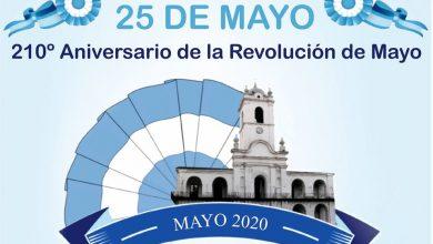 Photo of ACTO VIRTUAL – CAMILO ALDAO – 25 DE MAYO 2020