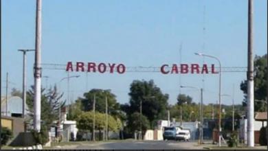 Photo of Arroyo Cabral: Confirman el primer caso positivo de Covid-19.