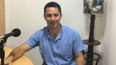 """Photo of DR. GARCIA: """"HOY TODOS TENEMOS UN CIERTO TEMOR"""""""