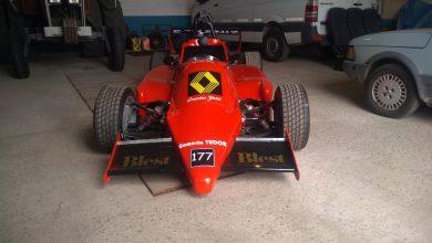 Photo of Betin Berardo. Debuta en Fórmula Renault