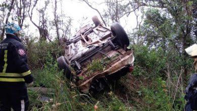 Photo of Un villanovense herido tras volcar con su vehículo en Ruta N° 158