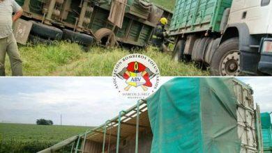 Photo of Accidente  sobre Ruta 12