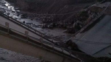 Photo of Se desplomó un puente en la Ruta 40 en Mendoza