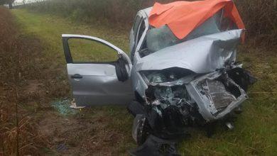 Photo of Choque fatal: dos autos,Una persona fallecida y varios heridos.