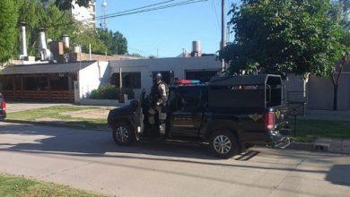 Photo of Allanamiento de la Fuerza Policial Antinarcotráfico