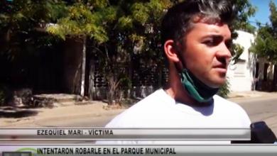 Photo of Vivo de milagro … le dispararon en el pecho y la bala no salió