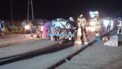 Photo of RUFINO: TERRIBLE ACCIDENTE AL MENOS TRES MUERTOS