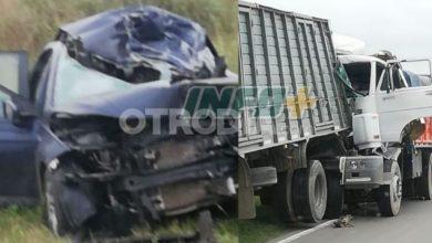 Photo of Joven de 24 años de Totoras murió al chocar contra un camión en la ruta 91