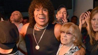 """Photo of Murió la madre de Carlitos """"La Mona"""" Jiménez a los 93 años"""