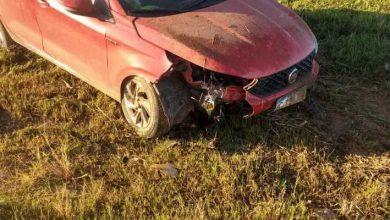 Photo of San Marcos Sud: accidente en autopista.