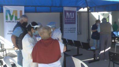 Photo of 7156 es el total de vacunas colocadas en el departamento Marcos Juárez