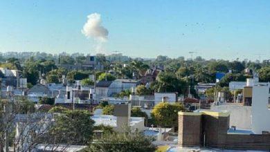 Photo of VILLA MARIA.Fuerte explosión en la Fábrica de Pólvora sacudió a la ciudad.