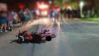 Photo of JUSTINIANO POSSE.Choque fatal: murió una joven de 16años