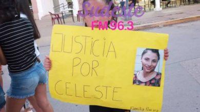 Photo of Marcharon pidiendo justicia por Celeste