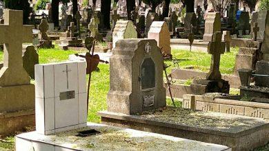 Photo of Godeken – Robaron en el Cementerio
