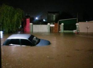 Photo of MARCOS JUAREZ.Evacuados por las lluvias