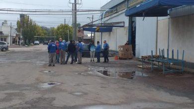 Photo of MARCOS JUAREZ.Reclamo de los empleados en la empresa Sidney