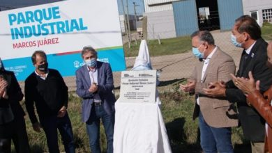 Photo of Se inauguró del Parque Industrial en Marcos Juárez