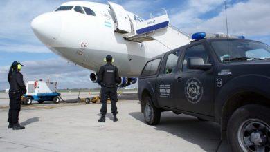 Photo of Procedimientos de la Policía de Seguridad Aeropuertuaria en Pascanas y Laborde