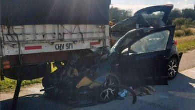 Photo of Murió joven de Idiazábal en un accidente en San Luis