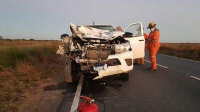 Photo of Bell Ville: Caballo Suelto Provocó Un Accidente