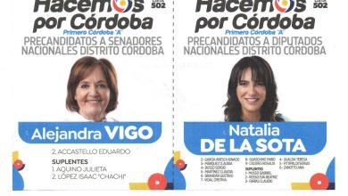 Photo of PASO 2021 en Córdoba: las boletas para las elecciones, una por una
